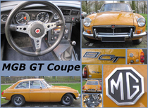 MGB CT Coupe
